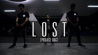 Lido - Lost (Stwo Remix) | Martin Tran Choreography