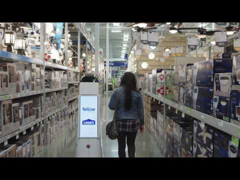 Lowe's Introduces LoweBot