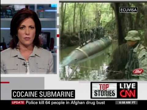 Ecuador:  Cocaine Submarine, Is it yours? - July 5, 2010