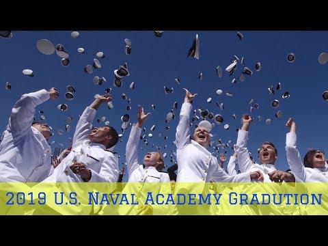 2019 U.S. Naval Academy Graduation