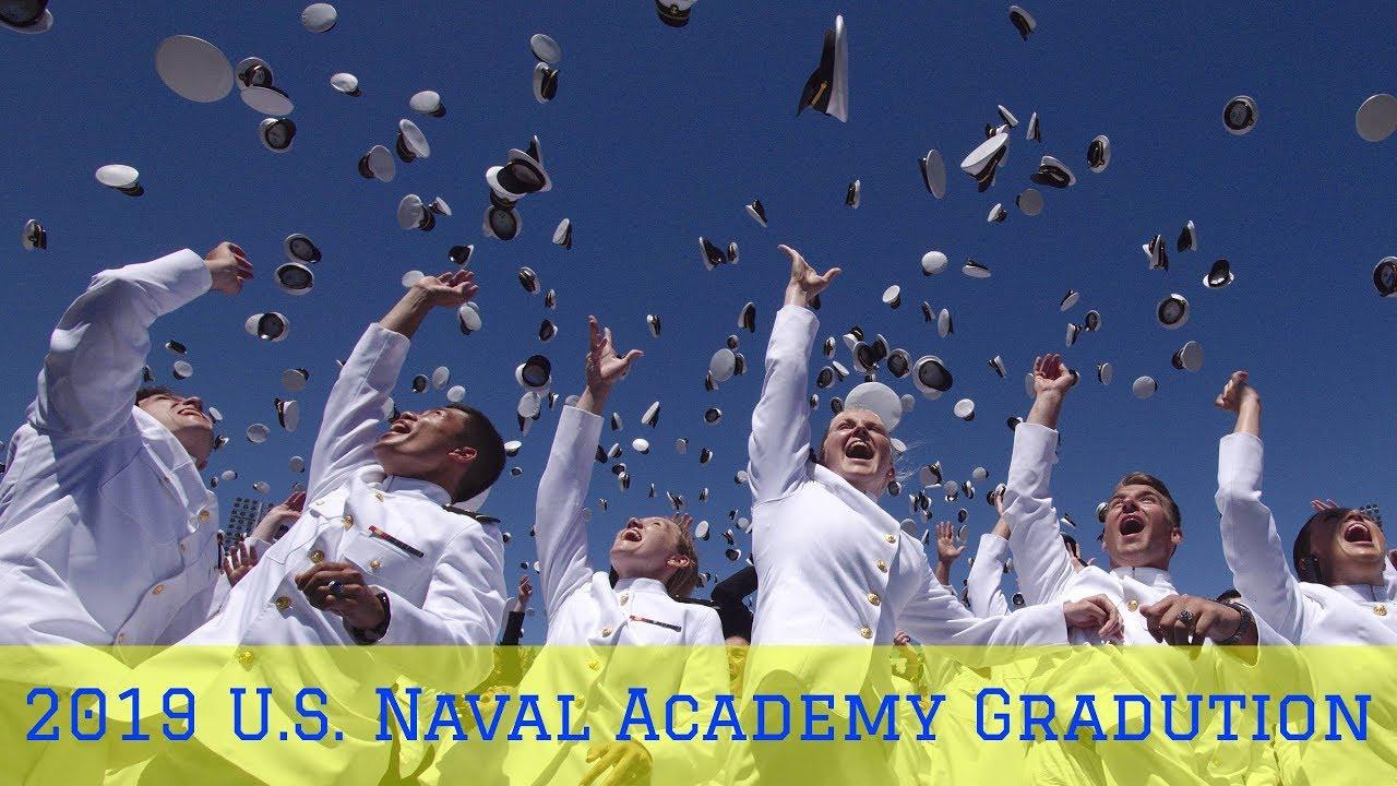 2019 U S  Naval Academy Graduation