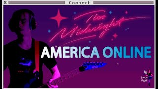 The Midnight America Online Guitar Cover