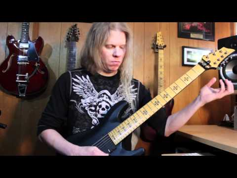Jeff Loomis - The Ultimatum - Lead Part