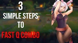 How to Fast Q in 3 Simple Steps