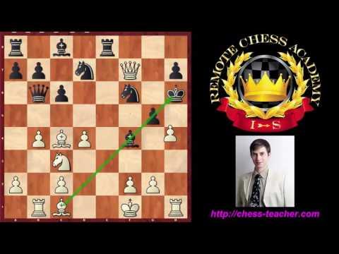 Top three amazing chess sacrifices (by GM Igor Smirnov)