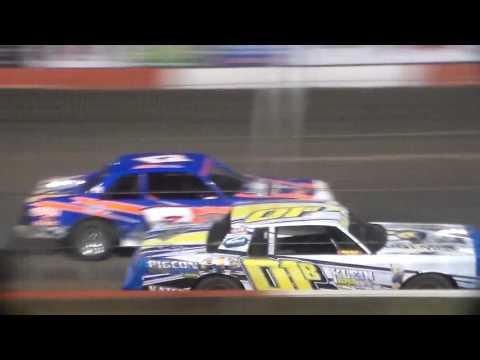 Hobby Stock Amain @ Beatrice Speedway 03/09/17