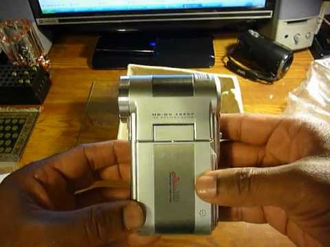 Unboxing - Aiptek Action HD Camcorder