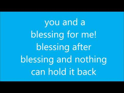 Blessing after blessing - Positive