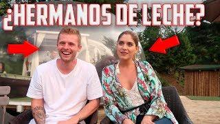 HERMANOS DE LECHE? ESPAÑOL A INGLÉS CON LAURA TOBON Y #5NTROL