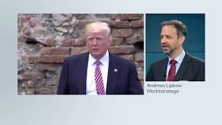 """Donald Trumps Kritik an Deutschland: """"Man kann die Globalisierung nicht einfach zurückdrehen"""""""
