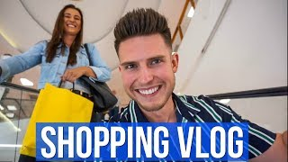 Come Shopping With Me | Trafford Centre Vlog | Men
