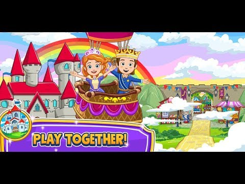 Play Together -  My Little Princess sharing feature tutorial