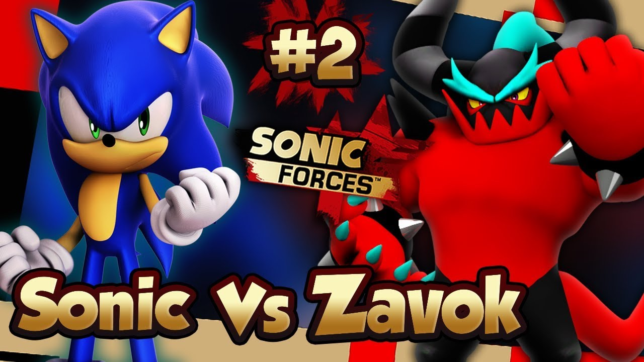 ABM: Sonic Forces Gameplay!! Walkthrough # 2 HD *Nintendo Switch*