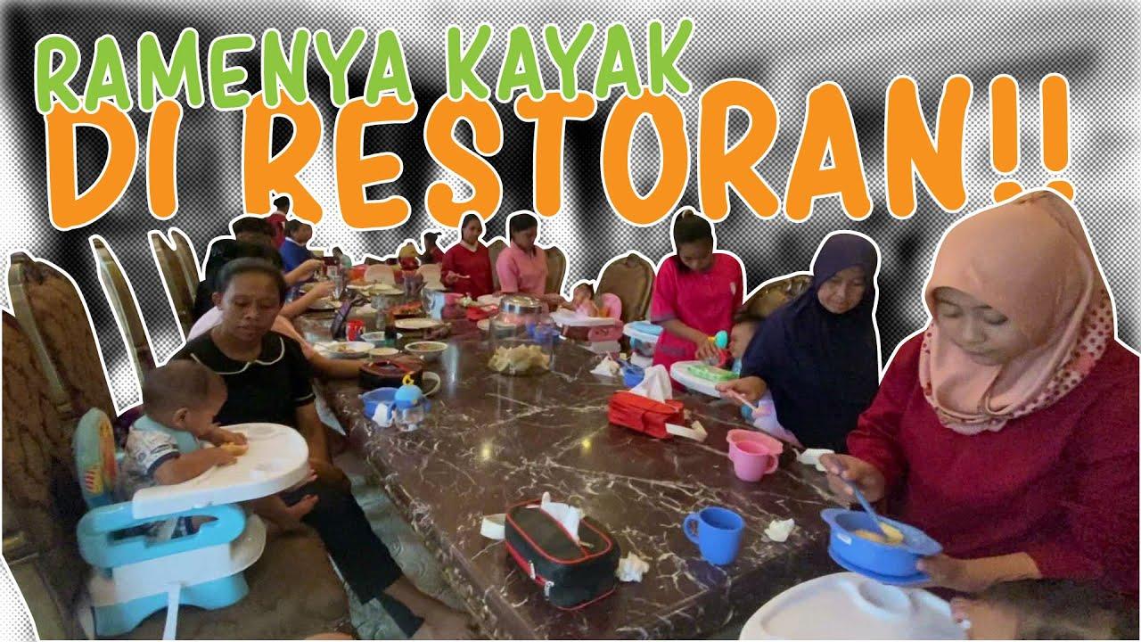 Download 16 ANAK BUNDA MAKAN BARENG, RAMENYA KAYAK DI RESTORAN!