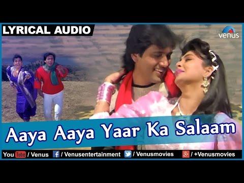 aaya aaya yaar jaisi karni waisi bharni lyrics