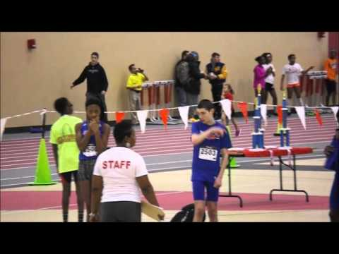 ALN Track Stars: 2016 Northern AAU National Indoor Championship, Rockford IL