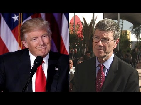 Jeffrey Sachs: The U.S. Will Become a Pariah State If Trump Pulls Out of Paris Climate Accord