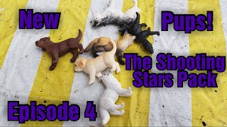 The Shooting Stars Pack(Season3 EP4)New Pups!