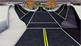 novo asfalto para gta sa
