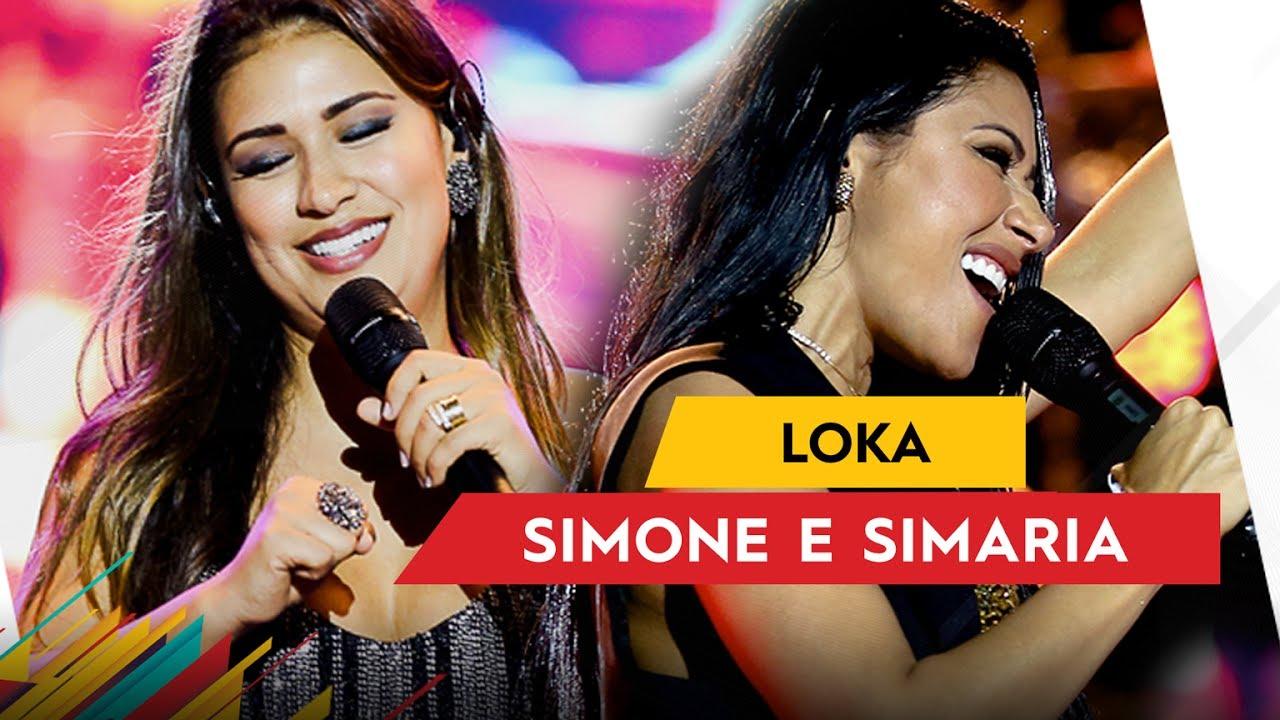 Loka Simone Simaria Villa Mix Brasília 2017 Ao Vivo Youtube