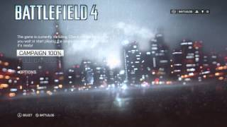 Battlefield 4 - Converting Stats from Xbox 360 to Xbox One
