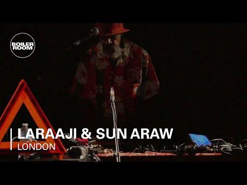 Laraaji & Sun Araw (The Play Zone) St John's Sessions X Boiler Room London Live Set