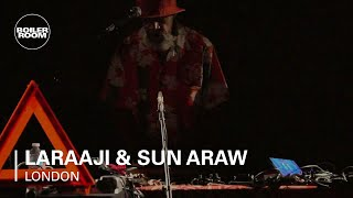 Laraaji & Sun Araw (The Play Zone) St John