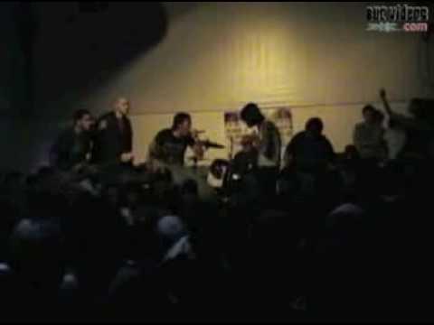 live by the fist mind killer represent fest i 14-08-04 dualcam bucvideos