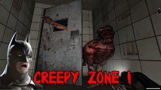 Creepy Zone ! FUCK...Up crazy horror game ! [ full playthrough ]
