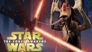 Did The Force Awakens Kill Jar Jar Binks | Star Wars Conspiracy Theory