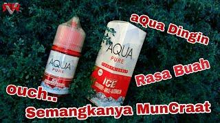 aQua Pure Ice Strawberry Apple Watermelon | Max brew | 9Naga Distributions