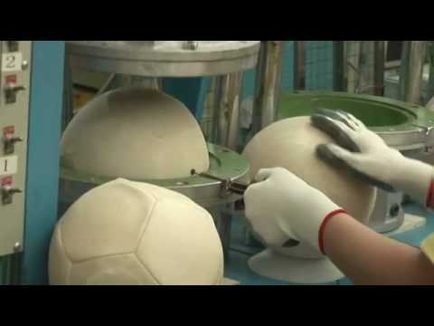 Adidas JABULANI BAll production- official ball FIFA World Cup 2010 in South Africa