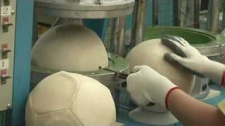 Adidas JABULANI BAll production- official ball FIFA World Cup 2010 in South Africa thumbnail