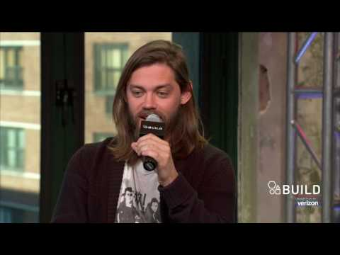 """Tom Payne Discusses The AMC Show, """"The Walking Dead""""   BUILD Series"""