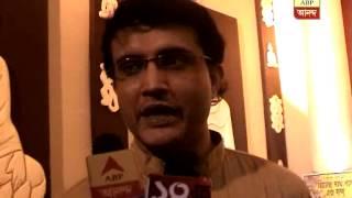 Sourav says he will miss bisarjan of Durga idol this year