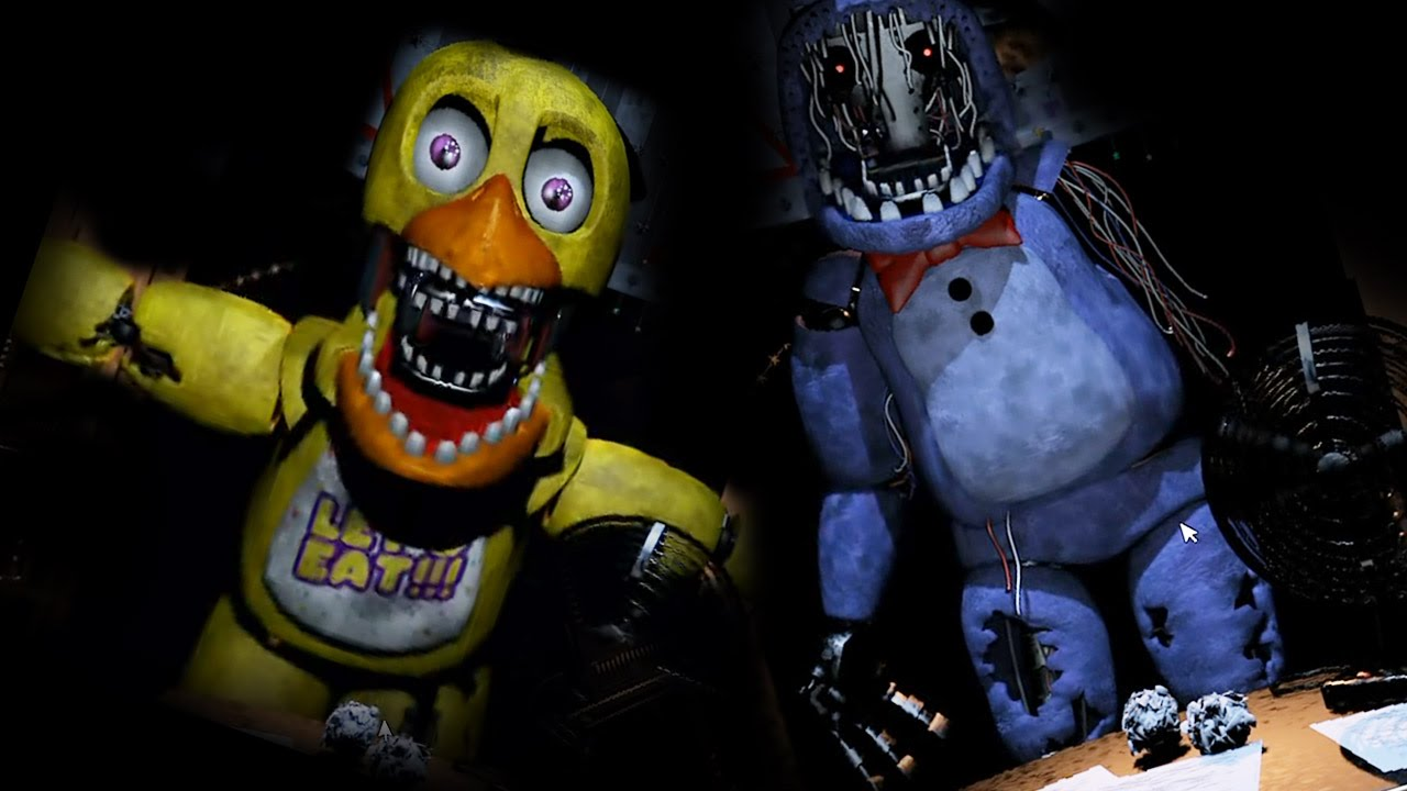 5 Nights At Freddy's Chica scary stories - 5 nights at freddy's 2