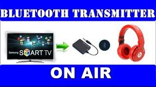 Bluetooth передатчик 3.5mm stereo transmitter