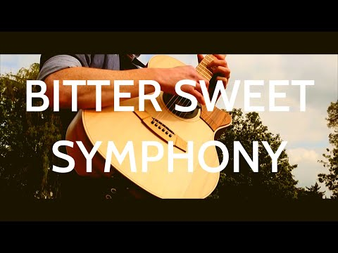 Jon Hart - Bitter Sweet Symphony (The Verve) ~ Fingerstyle Guitar
