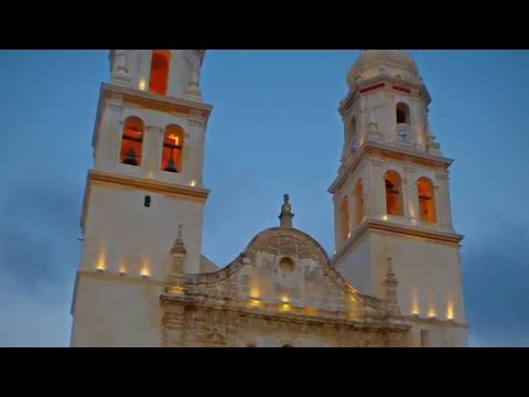 Campeche - Yucatan - Mexique