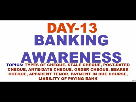 BANKING AND FINANCIAL AWARENESS DAY 13