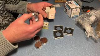 Основные способы хранения монет