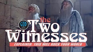 Two Witnesses of Revelation Explained. This Will Rock Your World. Lost Tribes Series 5D