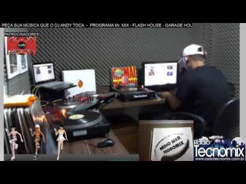 PROGRAMA Mr MIX 01-06-2017 DJ ANDY RADIO TECNOMIX
