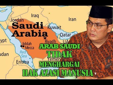 ARAB SAUDI TIDAK MENGHARGAI HAK-HAK ASASI MANUSIA Mp3