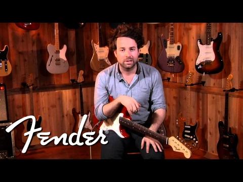 Fender Vision Exclusive   Dawes' Taylor Goldsmith   Fender