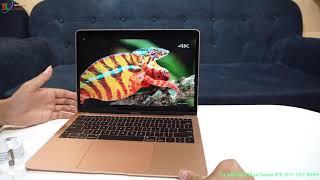Đập Hộp Macbook Air 2018 Chỉ Nói 1 Câu Thôi Quá Phê Và Đẳng Cấp