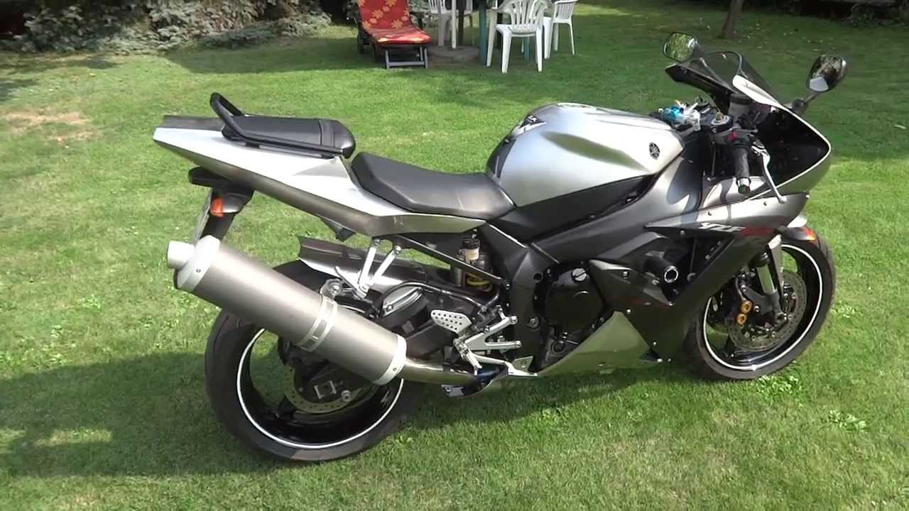 Yamaha R1 Rn09 2002