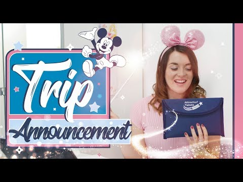 🎢 How To Book DISNEYLAND PARIS On A BUDGET!!! (MARCH 2019) 💸