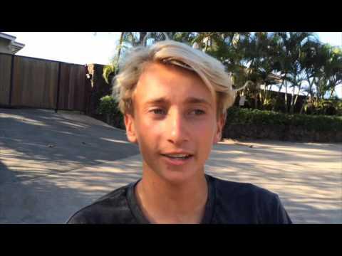 Riptide in Hawaii - Tanner McDaniel's best...