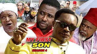 My First Son Season 4  - 2018 Latest Nigerian Nollywood Movie Full HD